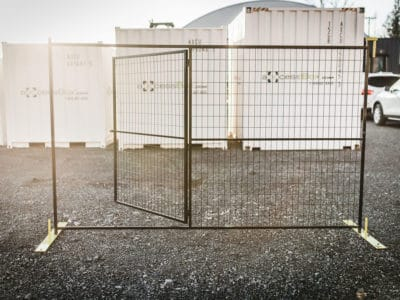 Axcess Fence temporary fencing 0319-020 panel